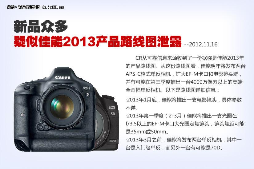 佳能(日本)宣布,入门级全画幅单反相机EOS 6D将于11月30日在日本市场正式上市。EOS 6D于今年9月17日亮相,配备2020万像素CMOS传感器,最高连拍速度4.5张/秒,可拍摄19201080 30p高清视频,内置GPS、Wi-Fi无线功能,支持iOS/Android设备对其进行远程操控。  根据佳能公布的上市计划,6D单机和搭配EF24-105L镜头套机将在11月30日正式上市,而搭配EF24-70L镜头套装则要等到12月上旬,售价分别为198,000日元(约合人民币15,241元)、268,