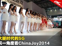大腿时代的SG 另一角度看ChinaJoy2014