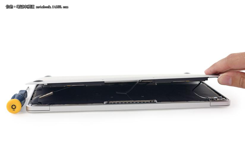 视网膜MacBook 2015新款ifixit com拆解