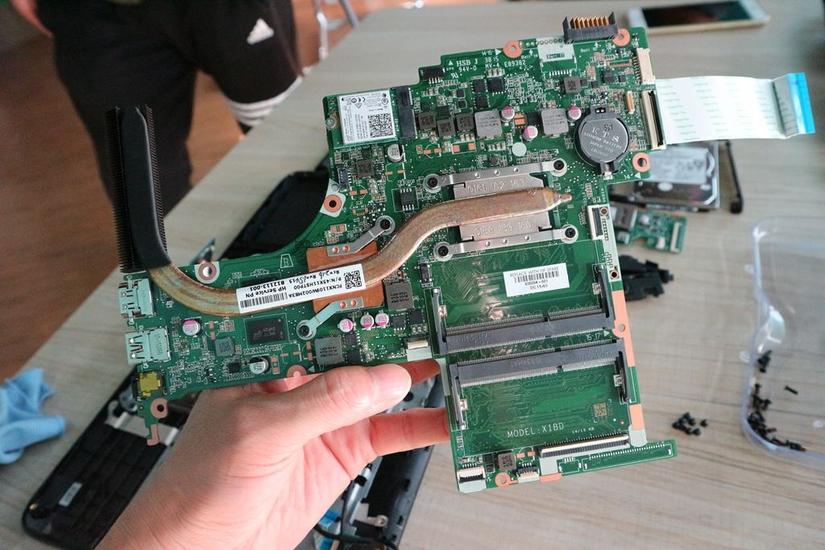 笔记本散热器连接线