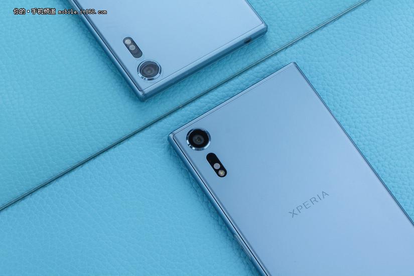 索尼Xperia XZs冰蓝