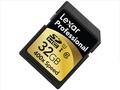 摄影师的好拍档 Lexar32G高速SD卡199元