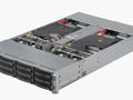 配Xeon E5620 宝德PR2760T服务器初解析