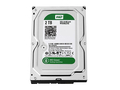 西部数据绿盘2TB容量 京东特价至499元