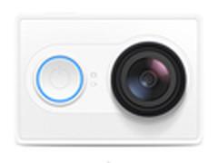 10点开售 小米版便携运动相机售价399元