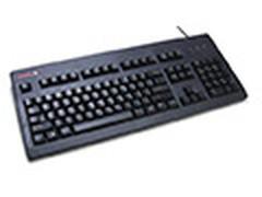 最惠游戏神器 樱桃黑轴机械键盘仅349元