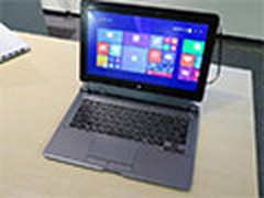 富士通新2合1平板电脑 配Core M和指纹