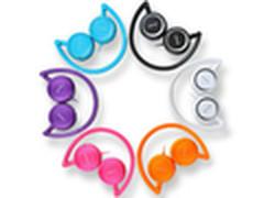 多彩便携 漫步者头戴式耳机国美在线124