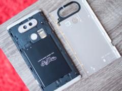 LG G6曝光:防水和无线充电成最大亮点