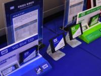 西部数据消费级固态硬盘 沪上炫控风潮