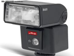 紧凑型无线TTL闪光灯 美兹发布新款M400