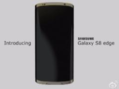 屏占比惊人 三星S8渲染视频曝光
