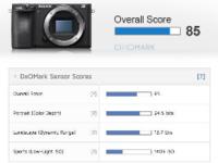 不输单反 DXO公布A6500传感器测试成绩
