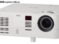 3D家用投影机 NEC VE280X+售价2599元
