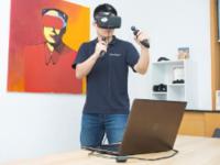 筑梦VR 惠普ZBook Studio G3更懂创客心