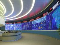 数据可视化系统 巴可拼接系统地铁应用