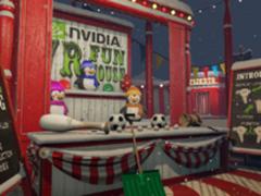 体验温暖的雪景 VR Funhouse迎冬季更新