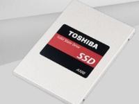 原厂品质,安心可靠 东芝 A100固态硬盘