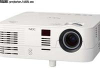 教学培训投影仪 NEC VE281+售价2680元
