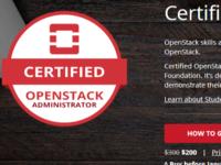 2017年OpenStack管理员认证会不会火?