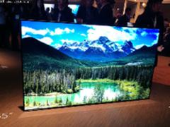 2017CES索尼发布OLED电视等黒科技产品