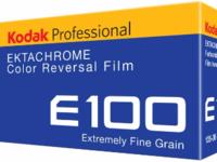 柯达E100胶片将复产 并于今年推出市面