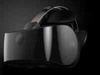 爱奇艺首款VR一体机神秘亮相美国CES展