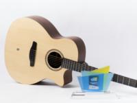 GEEK智能吉他首秀2017年CES 获创新大奖
