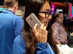双摄+曲面屏 vivo手机家族亮相美国CES