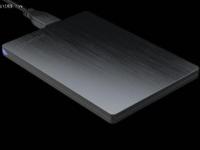 安全又可靠 东芝 Canvio Slim 移动硬盘
