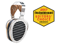 HE1000 V2获美国TAS发烧天书编辑首选奖