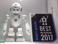 优必选Lynx获多项大奖 成CES热门机器人