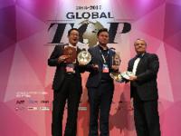 2017 CES TCL再度荣膺全球消费电子50强