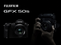 富士中画幅无反相机GFX 50s二月发售