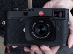 影像圈的奢侈品 徕卡M10相机上手体验