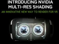 NVIDIA VRWorks LMS技术Everest VR体验
