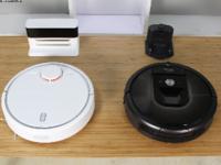 扫地机器人谁更值得买?小米对比iRobot