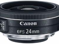 佳能或即于下月将推出一款EF-S定焦镜头