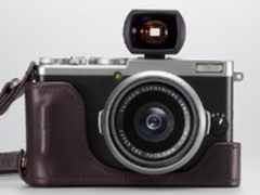 身材虽小,功能强大 富士 X70数码相机