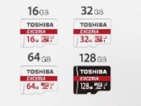 唯快不破 东芝 极至瞬速M302 MicroSD卡