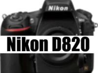 高可信 尼康D820将搭载4600万像素CMOS