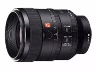 第四款G大师镜头 索尼发100mm F2.8镜头