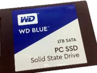 海量快速存储 西部数据1TB SSD蓝盘评测