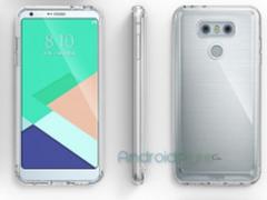 配多版本 LG G6注册商标名称曝光