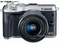 佳能最新无反相机EOS M6参数规格曝光