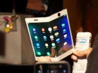 S8缺席不遗憾 三星折叠屏手机将亮相MWC