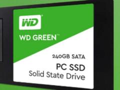 入门好选择 西部数据240G SSD绿盘评测