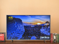 颜值画质内外兼修 康佳V55U电视评测