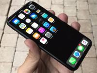 苹果10周年纪念版iPhone 8竟使用5寸屏