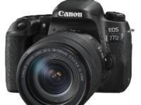 佳能正式发布新品数码单反相机EOS 77D